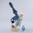Gabereal glass Bubbler dab rig 14mm Rig