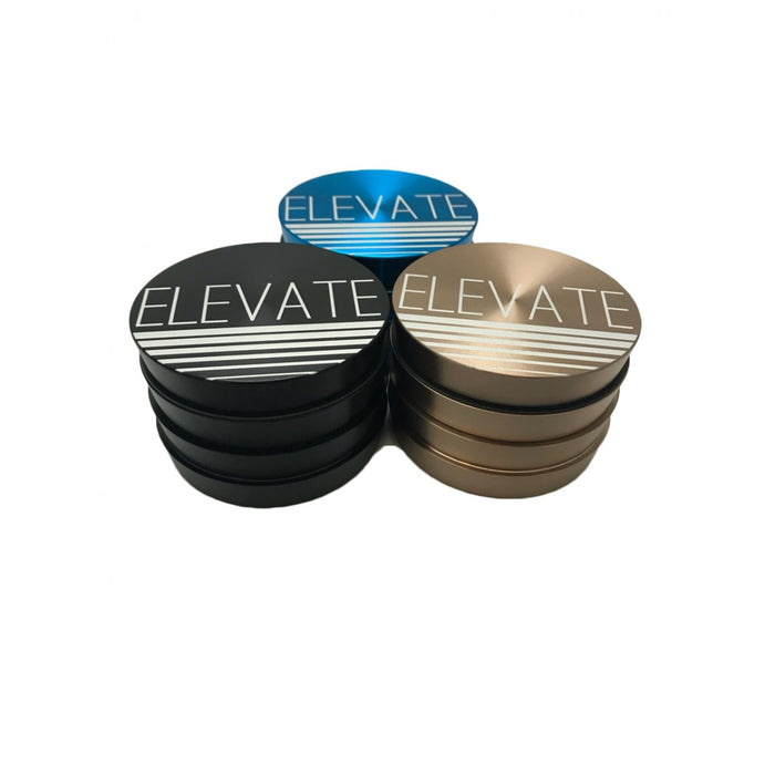 "Elevate Essentials Grinder 2.5"" Large 3 Piece"