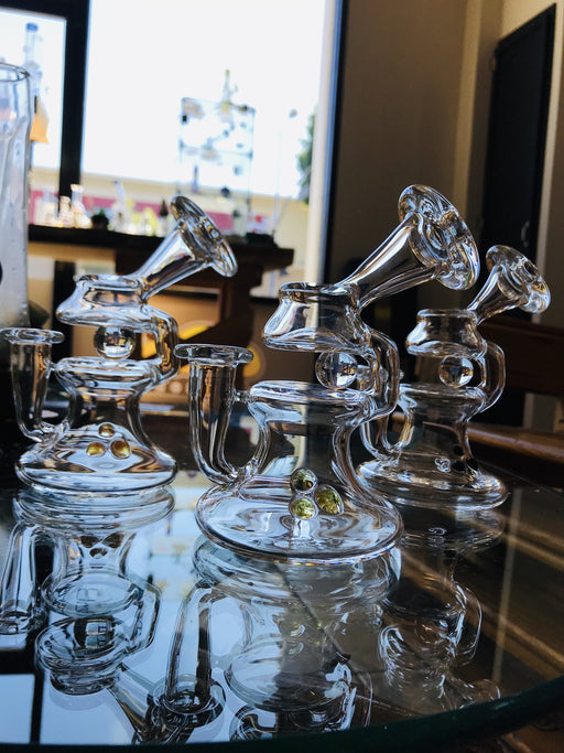 Knuckles Glass Dab Rigs
