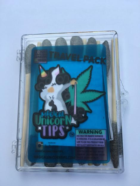 Magical Unicorn Tips 12 count Standard