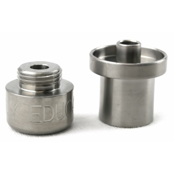 Infiniti Titanium E-Nail Adapter & Head by Highly Educated