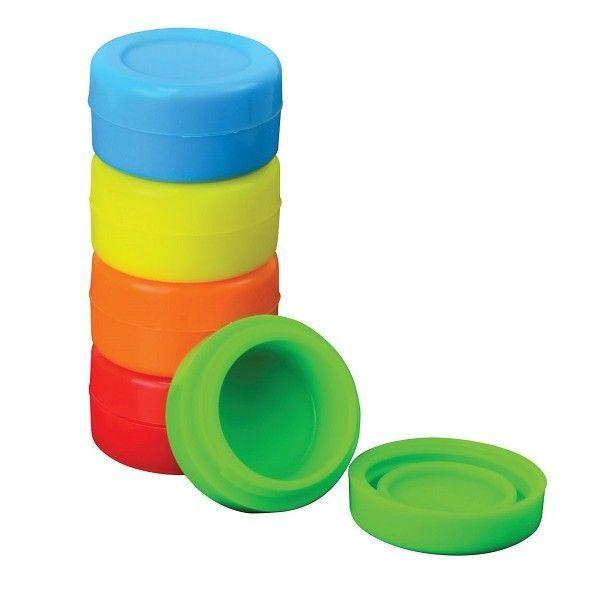NoGoo Nonstick Containers 5pk, Containers by NoGoo available on Dab Nation