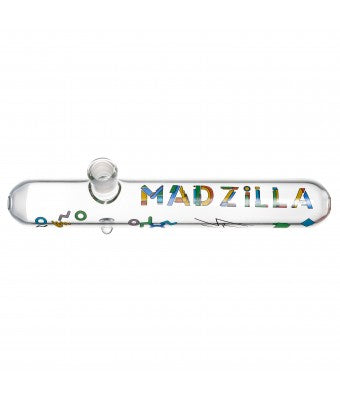 Madzilla Glass Steamroller Pipe 5mm