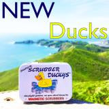 Scrubber Ducky's Super Magnetic Scrubbers