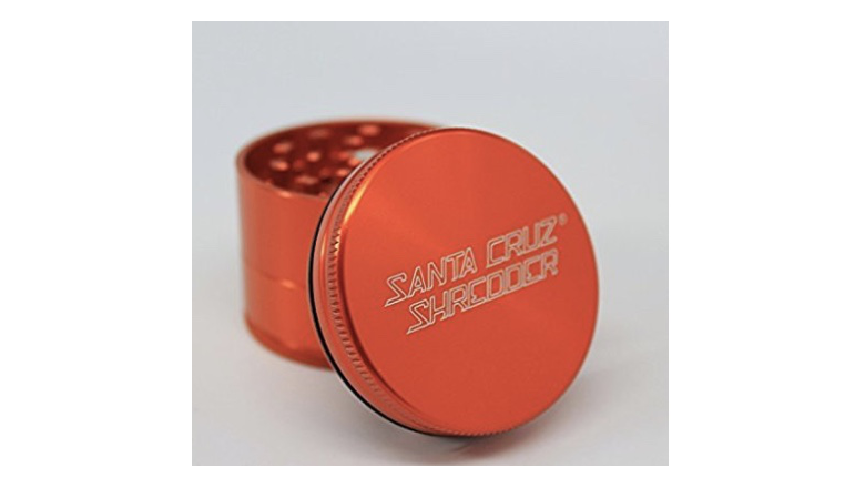 Santa Cruz Shredder Small 3 Piece Herb Grinder