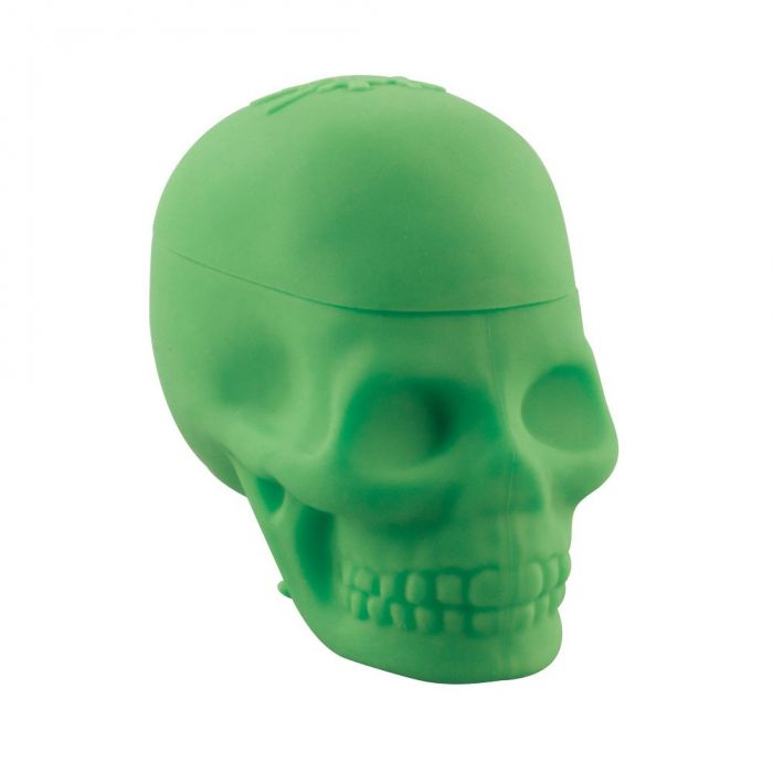 NoGoo Skull Storage Jar, Containers by NoGoo available on Dab Nation