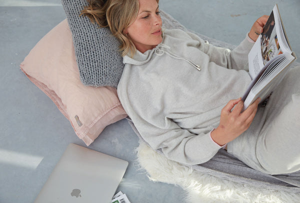 Working from home: Tips on how NOT to stay in bed all day.