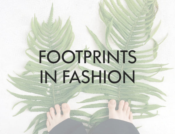 FOOTPRINTS IN FASHION