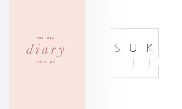 The Mia Diary ~ SUKii Boutique