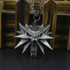 Witcher Pendant Necklace