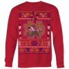 Custom University Of Notre Dame Ugly Sweater 2017 Premium 2