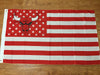 Custom Bulls Stars and Stripes Flag