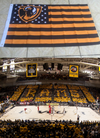 VCU Rams with Stars and Stripes