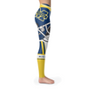 Custom Michigan Wolverine Leggings