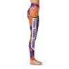 Custom Clemson University Camo Leggings