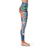 Custom Florida Gators Camo Leggings
