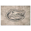 Custom Gators Aged Canvas Wrap