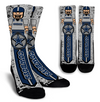 Custom Cowboys Socks 2017 2