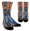 Custom Gators Socks  2017 2