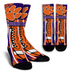 Custom Clemson Socks 2017 1