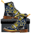 Custom Michigan Womens Boots 2017 2