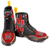 Custom Nebraska Cornhuskers Men's Boots 2017 1
