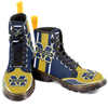 Custom Michigan Women Boots 2017 1