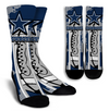 Custom Cowboys Socks 2017 1