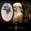 Khaleesi Mother of Dragons - Dragon Fang Necklace
