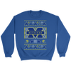Custom Michigan Wolverines Ugly Sweater 2017