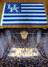 KentuckyWildcats and Stars Stripes
