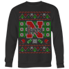 Custom Nebraska Cornhuskers Ugly Sweater 2017 Premium