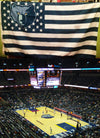 MemphisGrizzlies Stars and Stripes Flag