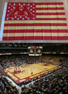 Minnesota Golden Gophers with Stars and Stripes