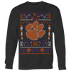 Custom Clemson Ugly Sweater 2017 2