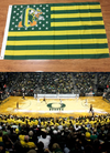 Oregon Ducks Flag