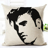 Elvins Presley Printed Cushion