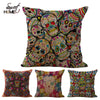 Sugar Skull Printed Cushion Cases