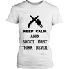 Shoot First Think Never Ash Williams