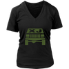 Front End XJ Jeep Tee