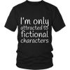 I'm Only Attracted to Fictional Characters