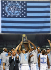 North CarolinaTarHeels Flag