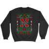 Custom Nebraska Cornhuskers Ugly Sweater 2017 2