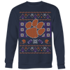 Custom Clemson Ugly Sweater 2017