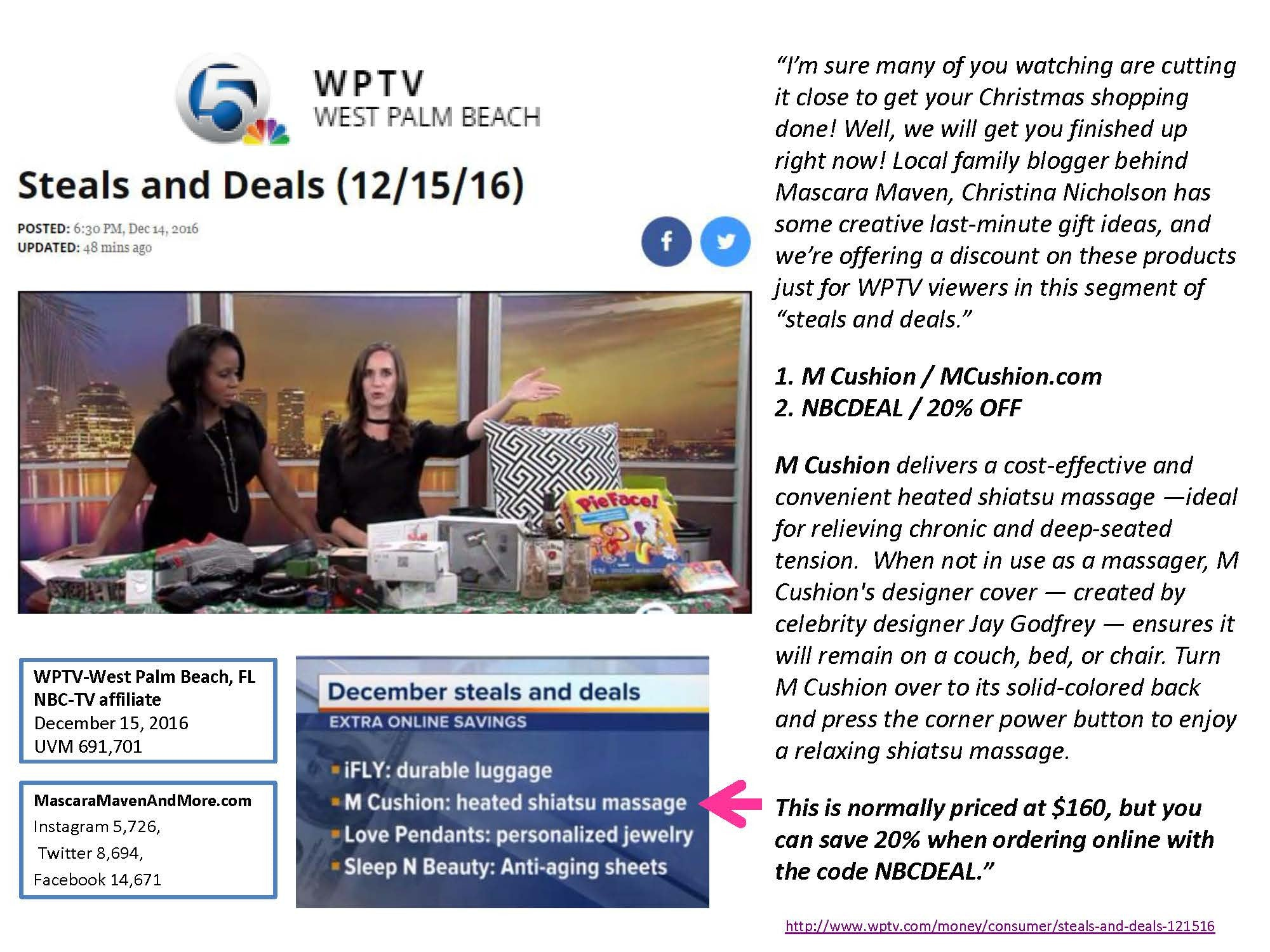 WPTV West Palm Beach Coverage