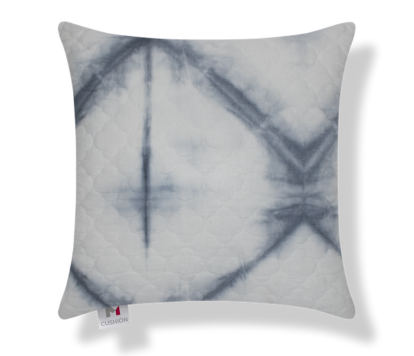M Cushion Tie-Dye Cover Front