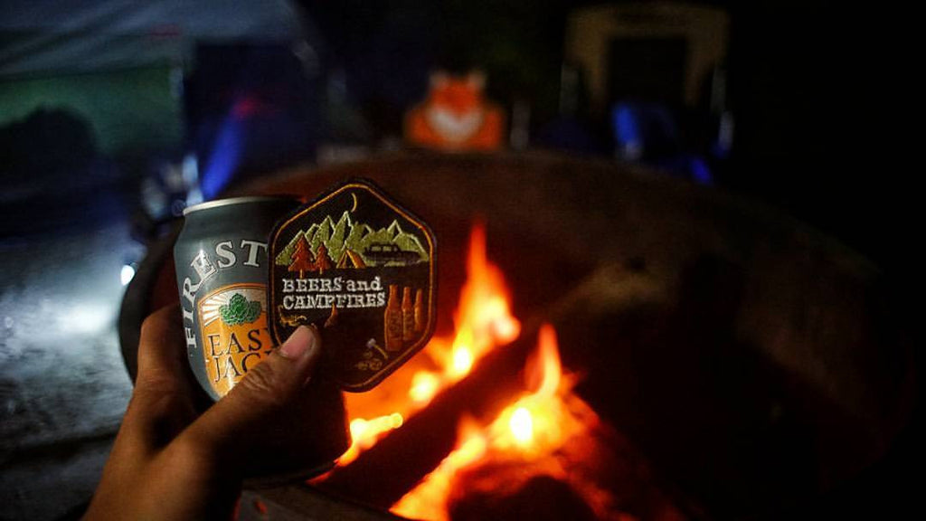 Vent Beers and Campfires Patch