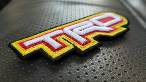 "TRD Puff 4"" Velcro Patch"