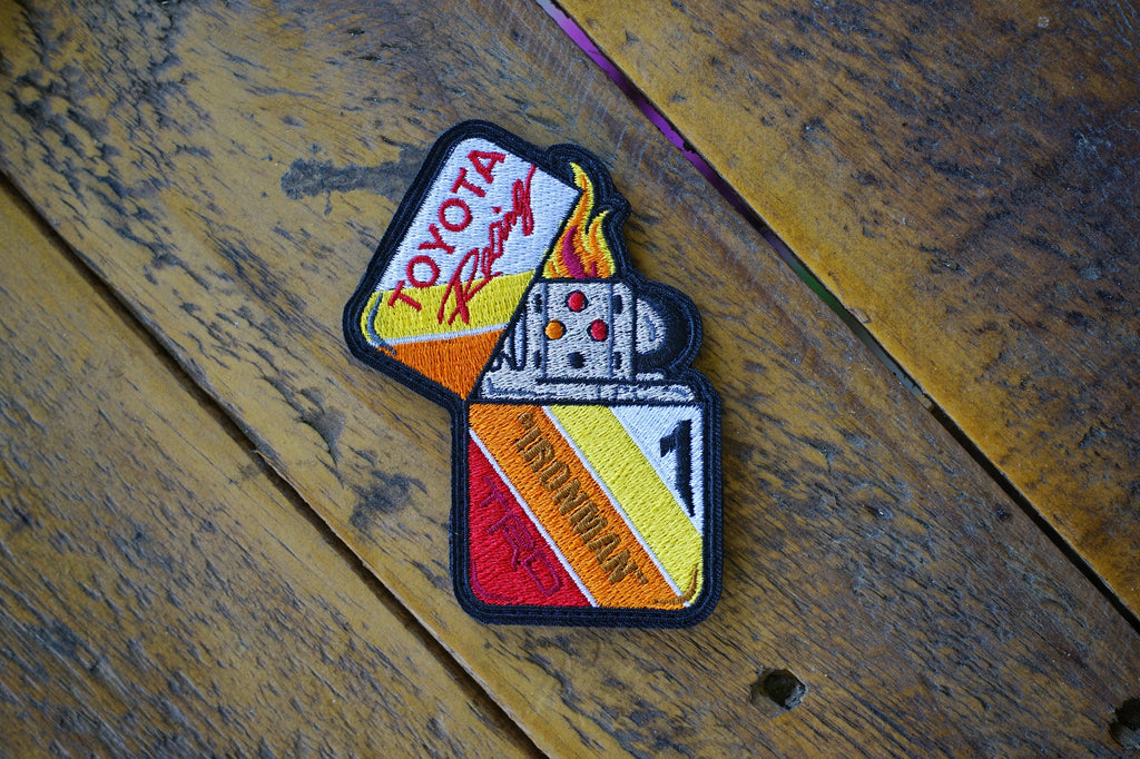 "Lighter Series v1 Ivan 3.5"" Velcro Patch"