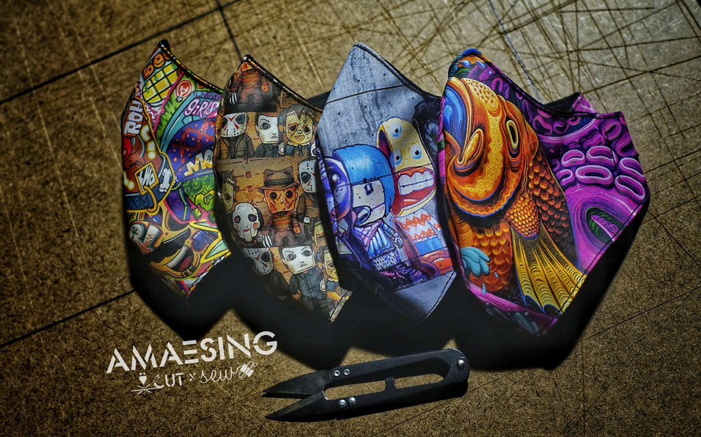 Amaesing Custom Face Masks